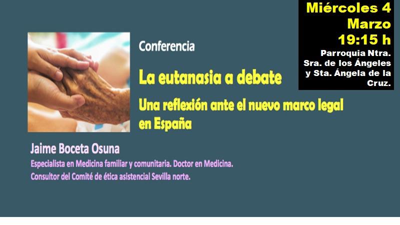 La Eutanasia a debate